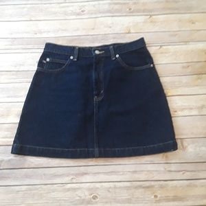 Polo Jeans RALPH LAUREN Anne Denim Skirt